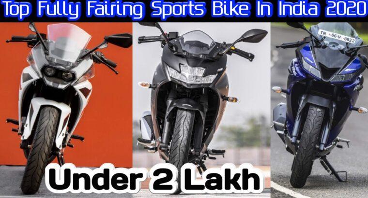 prime 5 bikes beneath 2 lakh in india 2020 | finest sports activities bike beneath 2 lakh in india 2020 | SP Autoworld