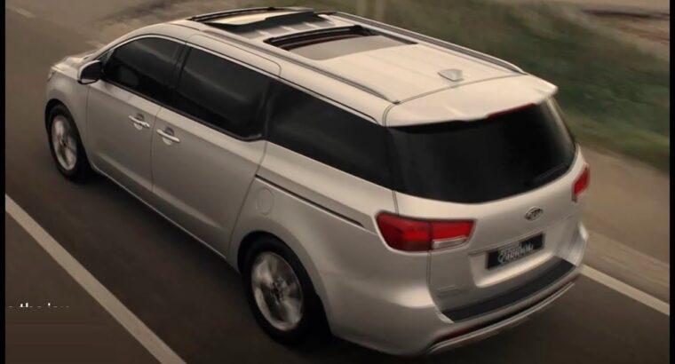 2020 KIA Carnival eight Seater Premium MPV India Launch Inside Exterior Worth Specs