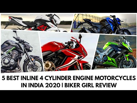 5 Most Reasonably priced In-Line Four cylinder Bikes in India 2020 | Benelli TNT 600i 2020 | GXY Motorce