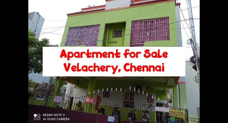Condominium for Sale at Velachery, Chennai | World New Property