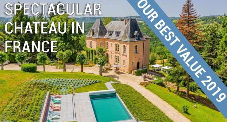 Greatest 2019 Chateau discount? Lovely Chateau on the market within the Limousin – Ref.: 94361JF19