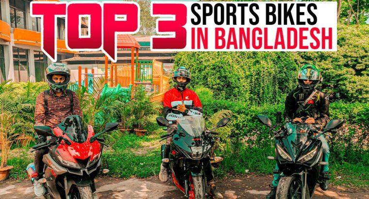 Finest Sports activities Bikes in Bangladesh | Morning Bike Trip | Thunder vlog | Mirza Anik