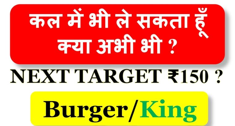 Burger King Share Newest Information | Goal | Burger King newest Information | Burger King Share Worth