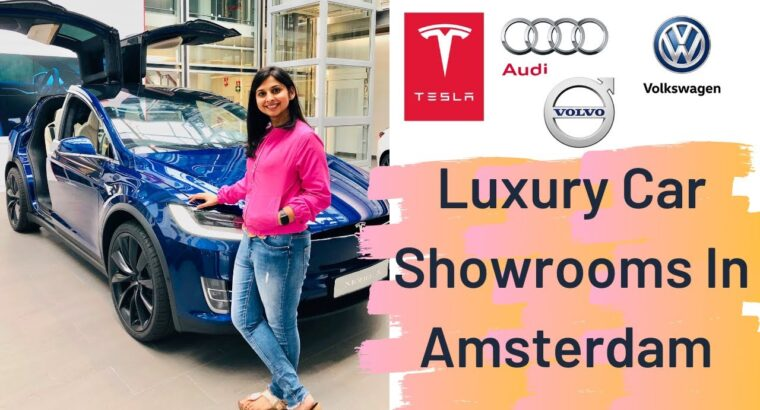 Automotive Costs In Netherlands | Tesla, Audi, Volvo | How Costly Are Vehicles In Netherlands | Hindi Vlog