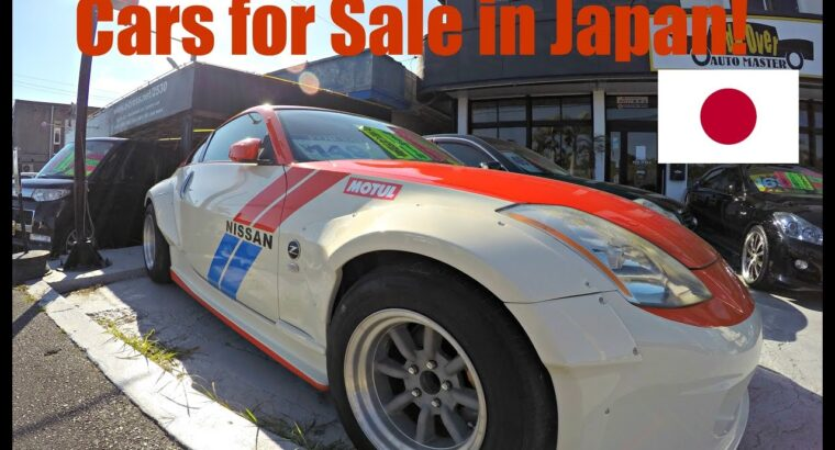 Automobiles for Sale in Japan Half 6