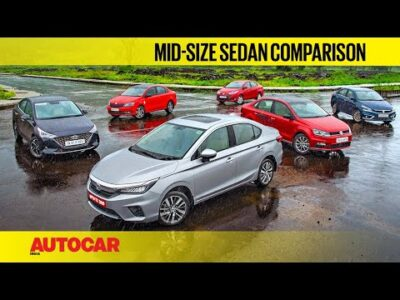 Metropolis vs Verna vs Ciaz vs Vento vs Speedy vs Yaris – The Greatest Sedan Is… | Comparability | Autocar India