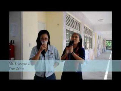GDLS I&E Bazaar Promo Video (3E3)