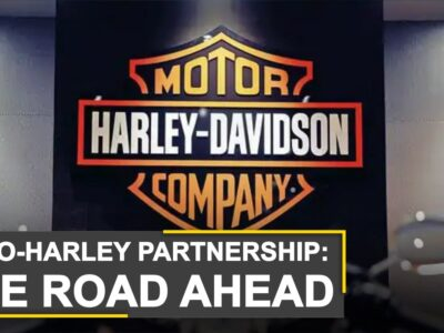Harley-Davidson ties up with Hero MotoCorp   World Information   WION Information