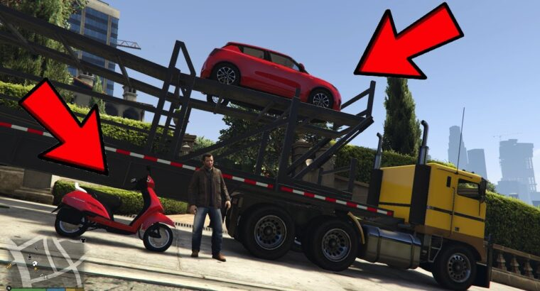 How You Can IMPORT Vehicles and Bikes from INDIA in GTA 5 || (EASY METHOD)
