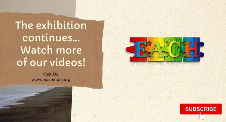 Khajuraho Worldwide On-line Artwork Exhibition Half 3   Every India   16th January 2021
