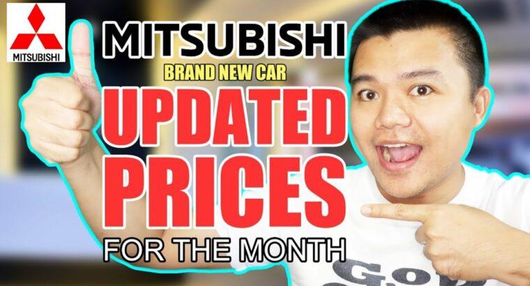 Magkano Ba Ngayon Ang Costs ng 2020 Mitsubishi Automobiles || JULY 2020 Up to date Costs