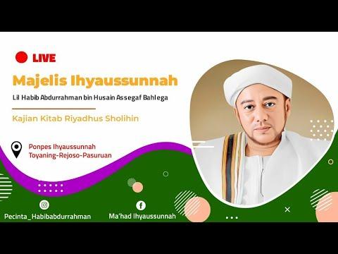 Majelis Ihyaussunnah 20 Desember 2020