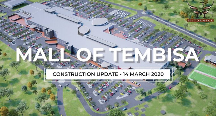 Mall of Tembisa – Building Replace – 20200314