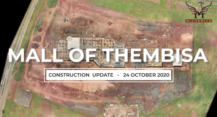 Mall of Thembisa – Building Replace – 20201024