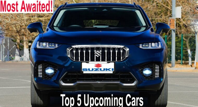 Most Awaited Magnificence..!  – Prime 5 New Upcoming Vehicles in India August 2020