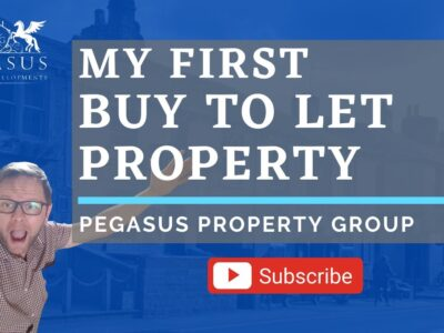 My FIRST BUY TO LET Property! #investing #propertydevelopment #BuytoLet