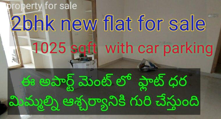 N2bhk Flat on the market in safilguda, Hyderabad – property on the market