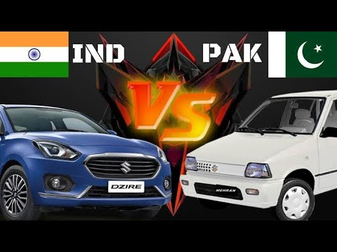 Pakistani React to Newest Comparability between Pakistani and Indian vehicles in Urdu/Hindi