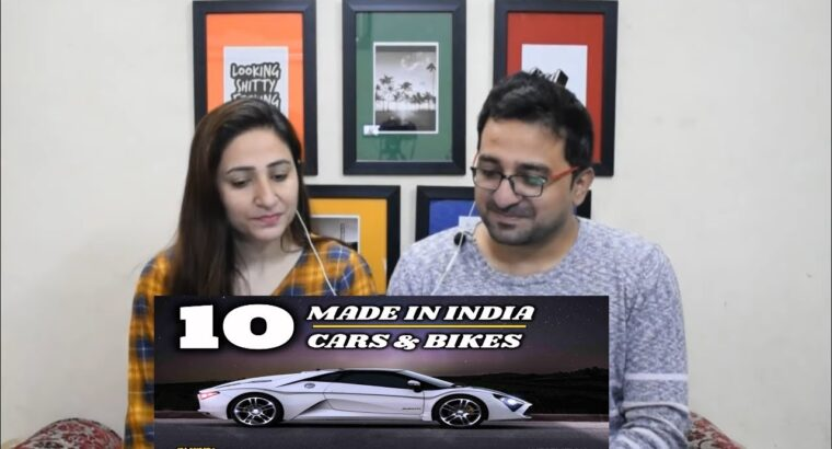Pakistani Reacts to 10 Made In India Vehicles And Bikes That Each Indian Ought to Be Proud