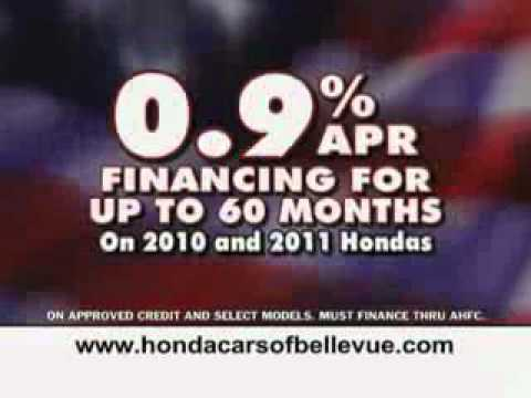 President's Day Sale New Automobile Industrial 1 at Honda Automobiles of Bellevue…an Omaha Honda Supplier