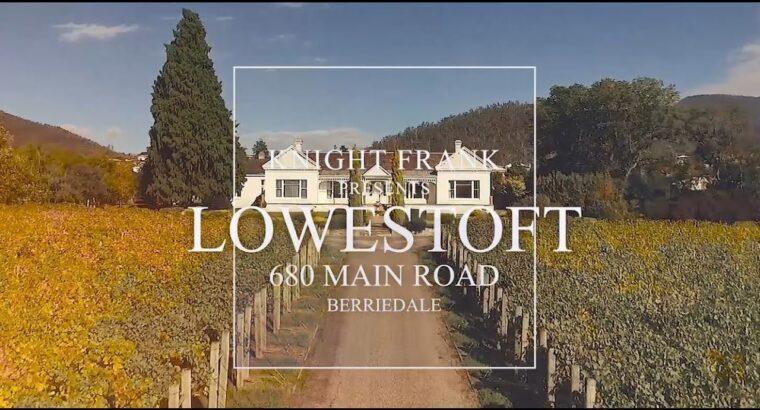 "Property on the market   ""Lowestoft"" 680 Predominant Highway, Berriedale, Tasmania, Australia"