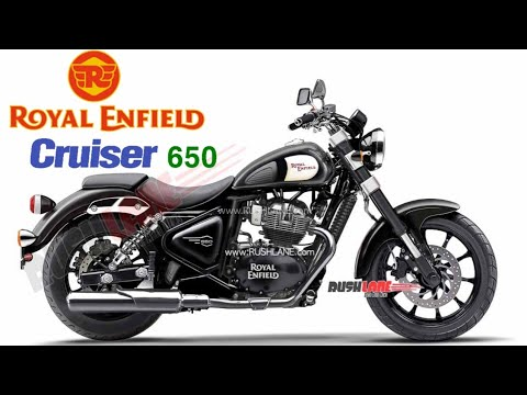 Royal Enfield Cruiser 650 Huge Announcement || Upcoming Royal Enfield Bikes In India || Cruiser 650cc