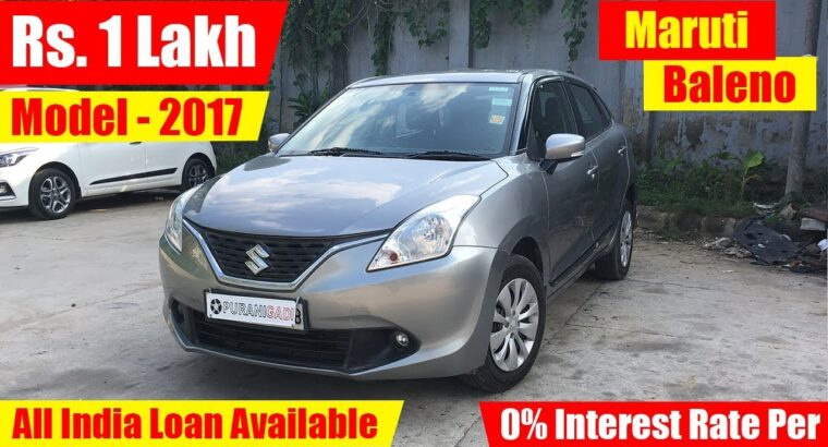 Rs.1 Lakh | Used Maruti Baleno Automobile On the market, Second hand Maruti Suzuki Baleno Automobile in Delhi