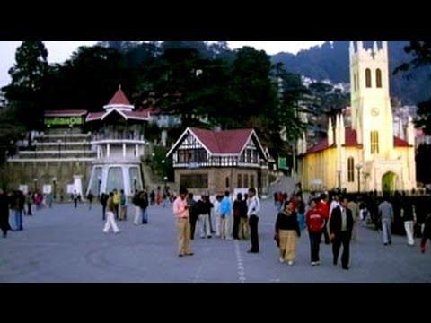 Shimla's sinking Ridge