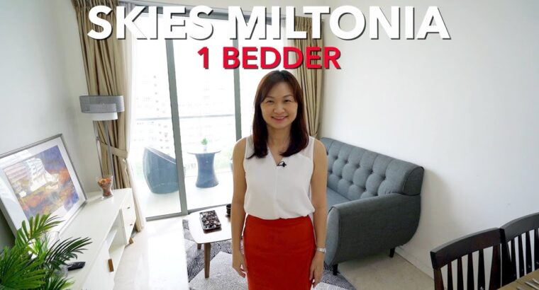 Singapore Condominium Property Itemizing Video – Yishun Skies Miltonia 1 Bedder For Sale