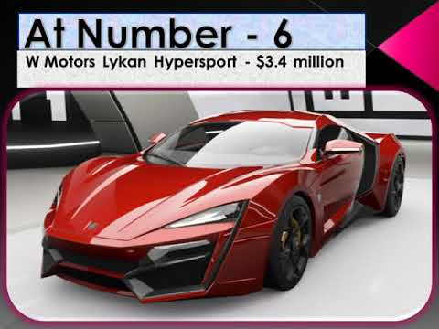 #Prime 10 Costliest #$ Vehicles on this planet. newest report