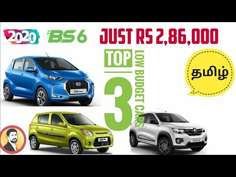 Prime three low finances automobiles in india 2020 Bs6 |tamil assessment | 3j auto Skilled
