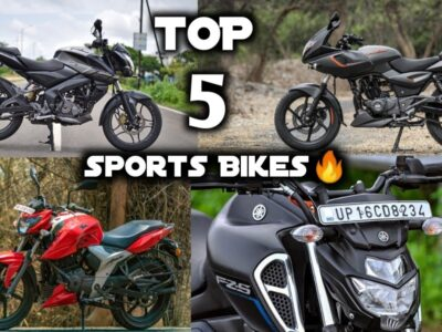 Prime 5 Sports activities & Sports activities Bare  Bikes For School College students Beneath 1.30Lakhs On Highway Value