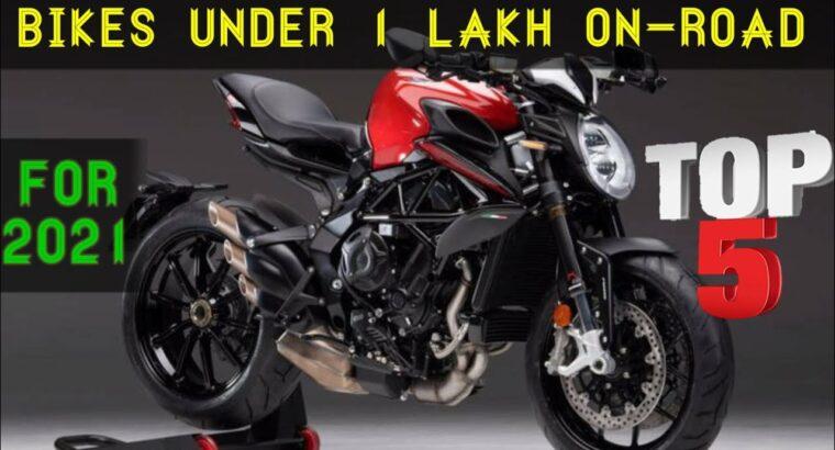 Prime 5 bikes below 1 lakh in India 2021  | Finest Bikes below 1 lakh rupees in India 2021 (In Hindi)