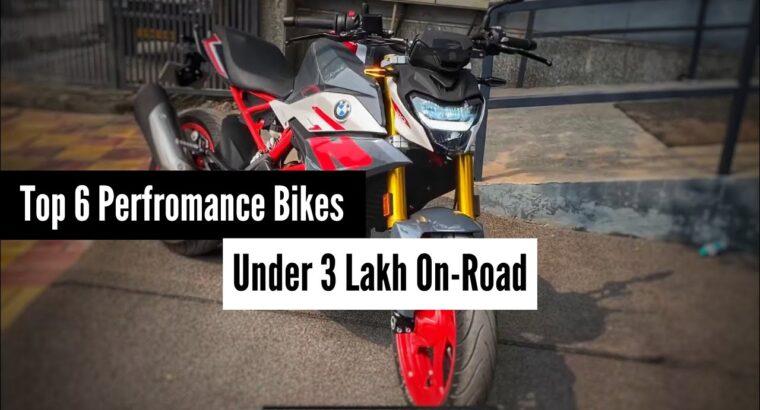 Prime 6 Greatest Efficiency Bikes Below three Lakhs To Purchase in Diwali 2020 | Greatest Efficiency Bikes in India