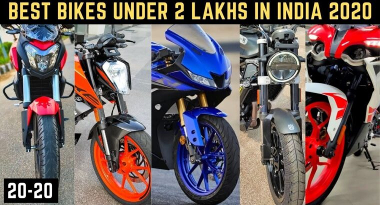 Prime 7 Greatest Bikes Below 2 lakhs In Indian Market | 2020 | Worth For Cash Bikes | Greatest Bikes 2020