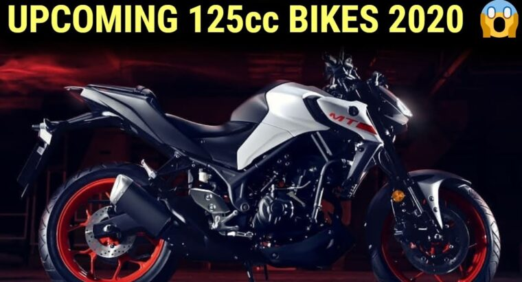 Upcoming 125cc Bikes In India 2020 || 125cc Upcoming Bikes || MT125 And Apache 125 !!