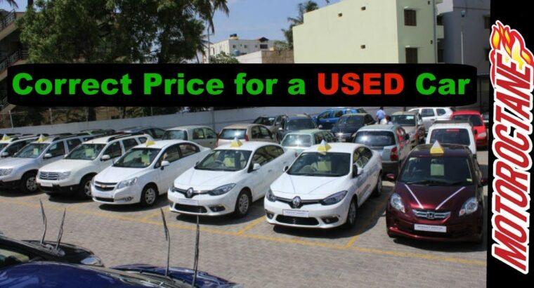 Used Automotive –   सही कीमत पर कैसे बेचना?