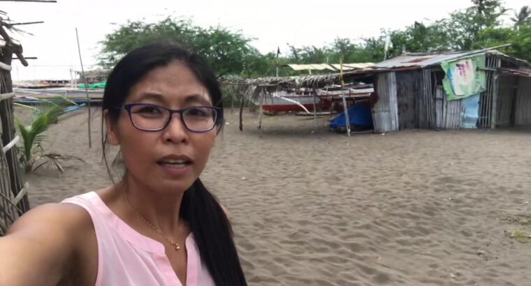 Vlog26: BEACH FRONT PROPERTY FOR SALE? GUISGUIS BEACH I FILIPINA GERMAN LIFE IN THE PHILIPPINES