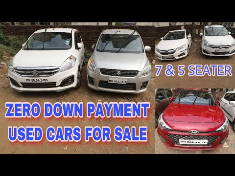 Zero Down Cost 5 & 7 Seater Used Vehicles For Sale | Model New Used Vehicles in Navi Mumbai, Fahad Munshi