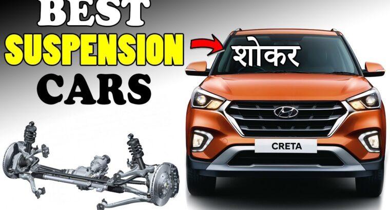 10 Greatest Suspension Vehicles in India 2020 | Behtreen Shokar (In Hindi)