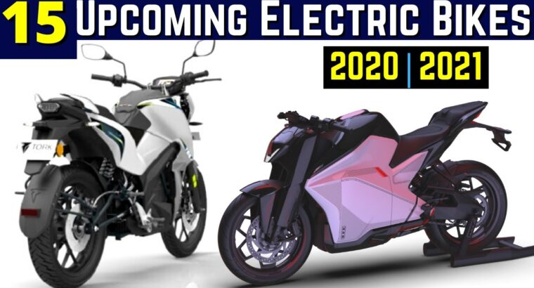 15 Upcoming Electrical Bikes|Bikes in India 2020-2021