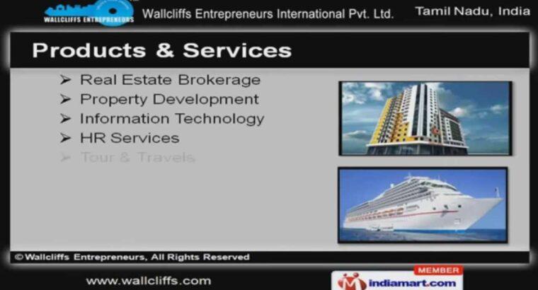 2 BHK Flats Dealing Companies by Wallcliffs Entrepreneurs Worldwide Pvt Ltd, Coimbatore