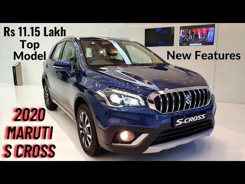2020 Maruti Suzuki S Cross Petrol Launched – Worth, New Options, Interiors   Maruti S Cross 2020
