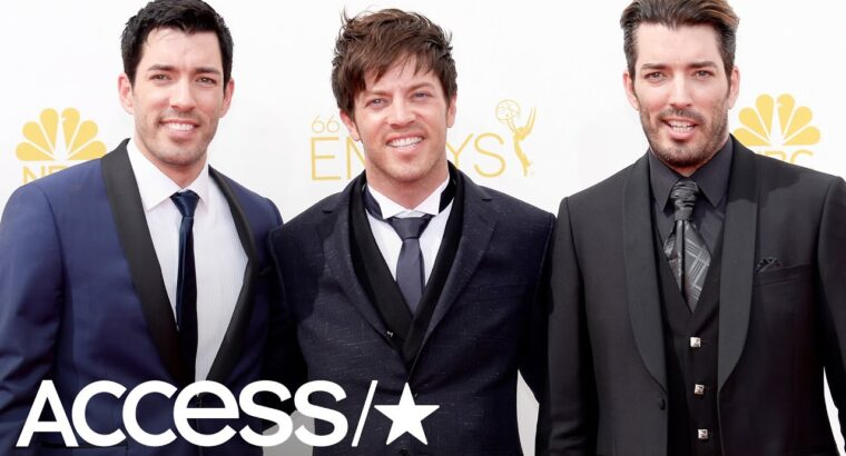 'Property Brothers' Jonathan and Drew Scott Assist Older Sibling Recovering From Mysterious Sickness