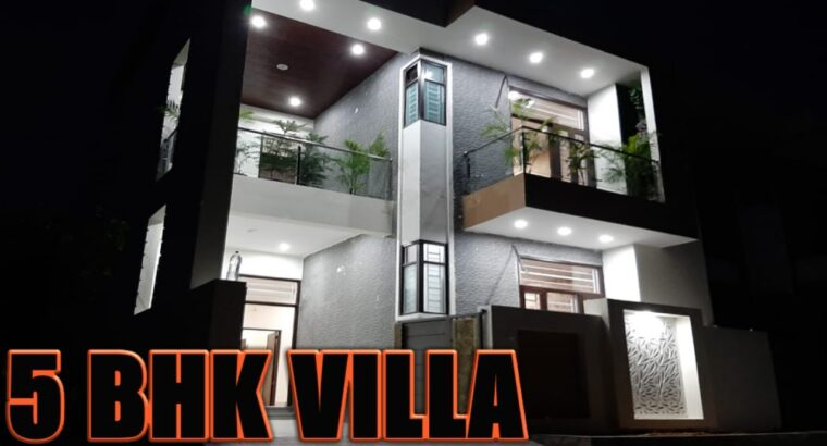 5Bhk luxurious villa in jaipur | villa  on the market  jda accepted home | property on the market | villa in