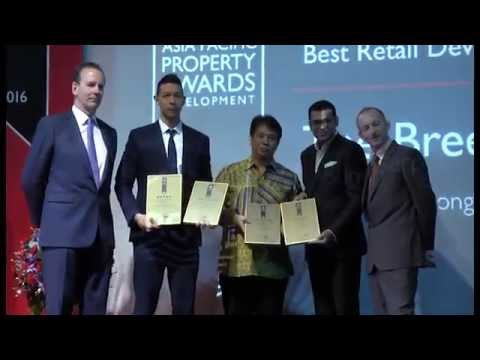 Asia Pacific Property Awards Improvement 2015-2016: Airways Residences Ltd