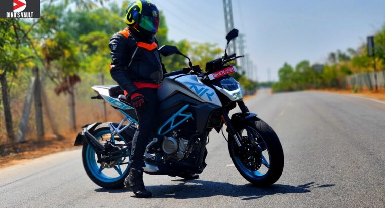 CF Moto 300NK Prime Pace India First Experience Overview #Bikes@Dinos