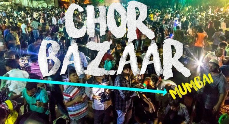 Chor Bazaar | Kamathipura | Mumbai | Hidden Market | 4K