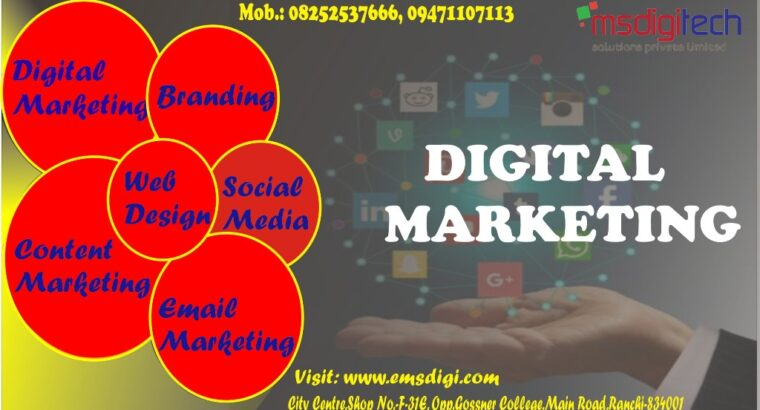 Business Promotion Company In Ranchi
