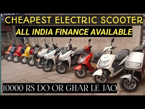 Electrical scooter in india 2021, 2020 finest electrical scooters in india, Electrical scooters value india